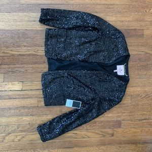 NWT juicy couture sequin blazer